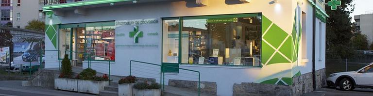 Pharmacie de Provence SA