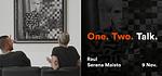One. Two. Talk. - 9 novembre 2019