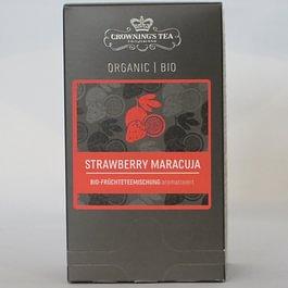 Baumgartner & Co. AG, St. Gallen - Crowning's Bio Tea, Strawberry Maracuja