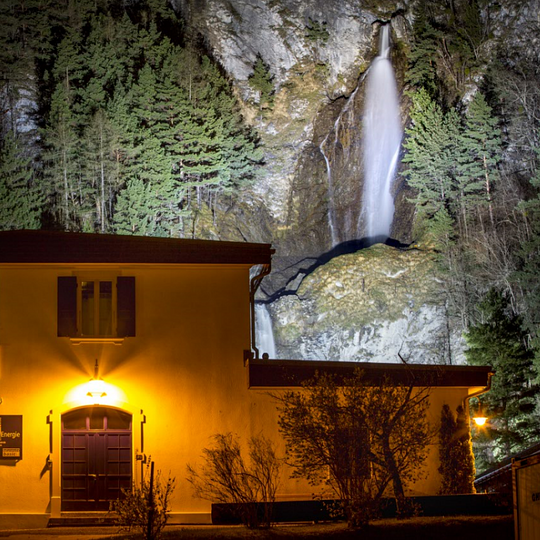 Meiringen, Alpen Energie