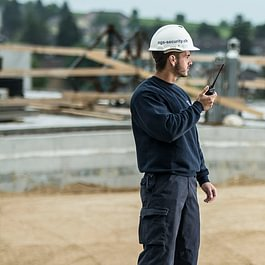 Baustellenbewachung/Surveillance de chantiers