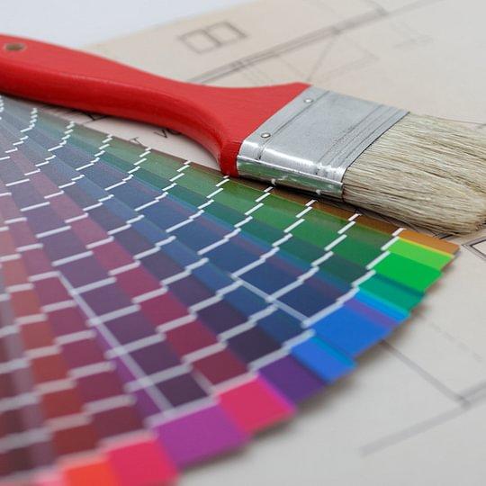 Moderne Farben