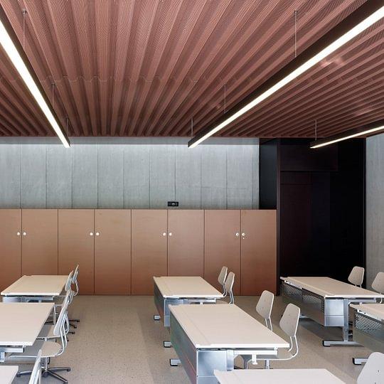 Salle de classe - Trisconi-Anchise SA