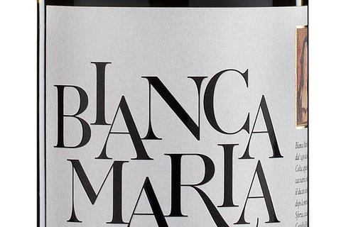 BIANCA MARIA, Bianco di Merlot Svizzera Italiana IGT