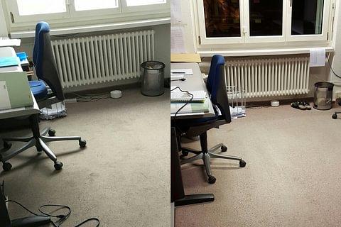 Teppichreinigung & Teppichgrundreinigung in Schwyz & Umgebung