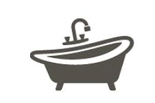 Baignoires et receveurs de douche, étanchéité