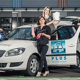 A Plus Hauswartung & Gartenunterhalt GmbH