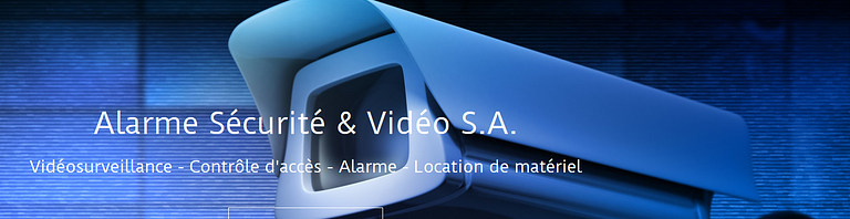 ASV Alarme Sécurité & Vidéo SA