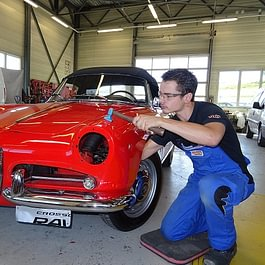 Restauration d'Oldtimer