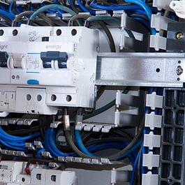 Réalisation d'installations électriques