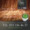 HWB-Finger AG Heimberg (Region Thun), Innenausbau und Schreinerei