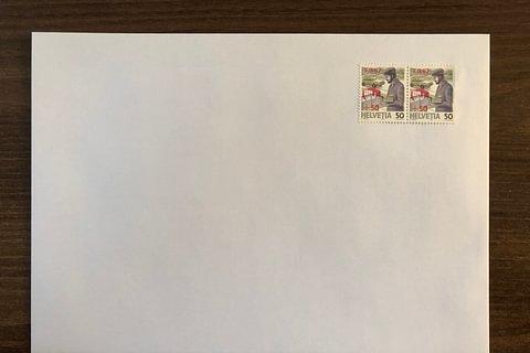 Briefumschläge Couverts vorfrankiert