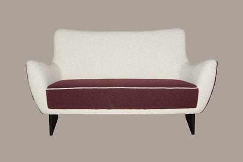 Vintage Sofa - Guglielmo Veronesi, 1960s, Italy