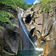 The coolest natural slide of Ticino