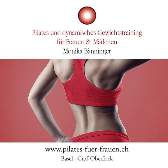 Pilates und dynamisches Gewichtstraining