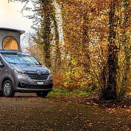Nouveau Renault Trafic SpaceNomade