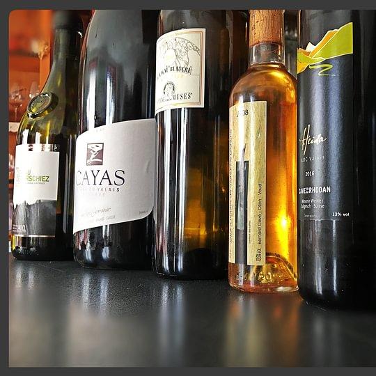 Walliser Wein