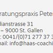 Haas Peter SupervisionPsychologische BeratungSexualberatungFamilienberatungBeratung