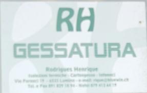 RH Gessatura