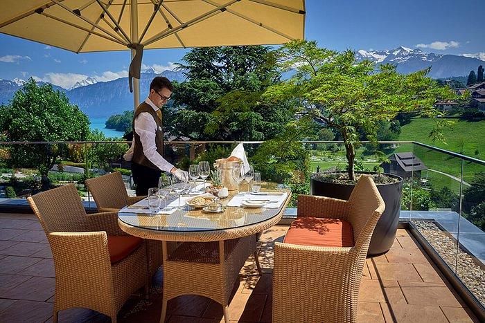Hotel Eden Spiez AG