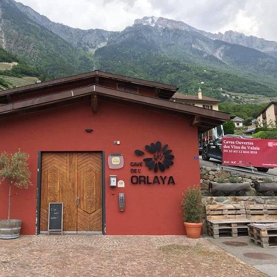 Cave de l'Orlaya SA