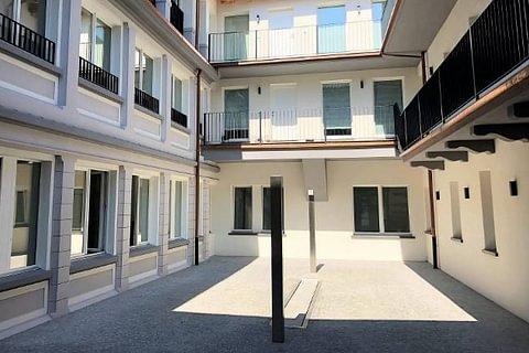 CHIASSO CENTRO - nuovo appartamento di 3.5 locali