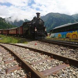 Tagesausflug - Fahrt mit der nostalgischen Fruka Dampfbahn