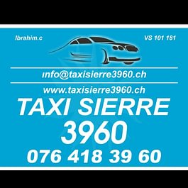 Taxi Sierre 3960