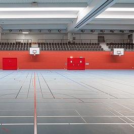 3-fach Sporthalle