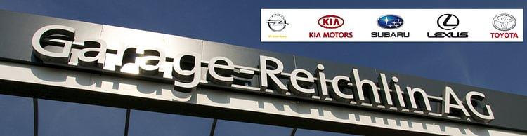 Garage - Reichlin AG