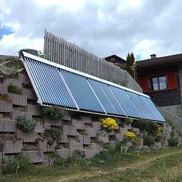 Kippel AG - Solarthermieanlage vom Fach