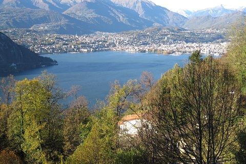 Arogno Terreno Edificabile con vista su Lugano
