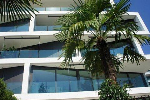 Lugano centro: stiloso 4.5 con grande terrazzo-giardino
