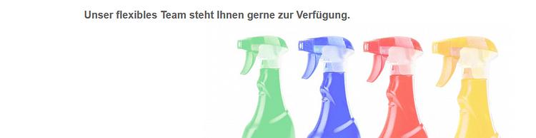 Bless M. & M. Reinigung & Hauswartung Service