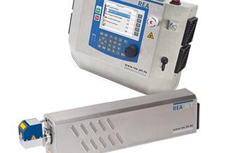 REA JET CO² Laser Kennzeichnungs Technologien