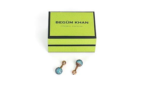 Manschettenknöpfe von Begüm Khan