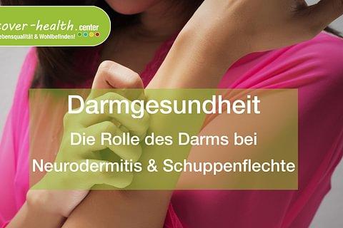 Vortrag Neurodermitis & Schuppenflechte am 21.10.2020