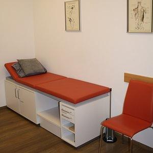 Patienten-Kabine