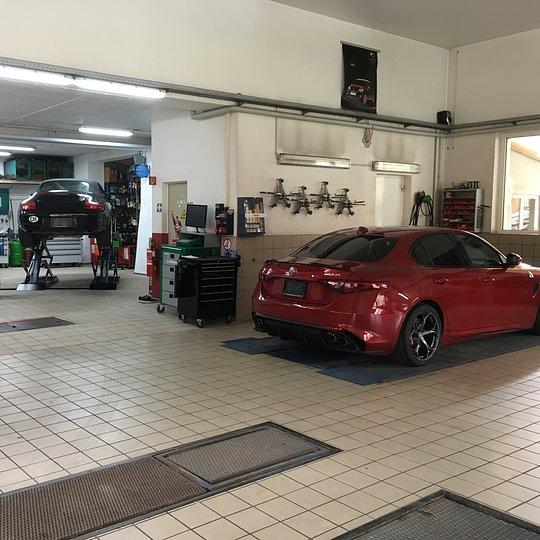 Garage Riedhauser AG