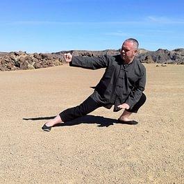 Qi Gong - Master Sifu Alberto Marletta