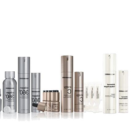 Mesoestetic: le référent en cosmétique médicale. Des produits d'une qualité maximale.