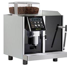 Eversys E2M, Vollautomat, vollautomatische Kaffeemaschine