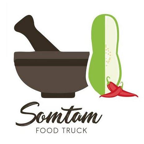Somtam food truck