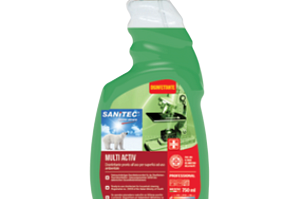 Multi Activ 750ml -Disinfettante pronto all'uso per superfici ad uso ambientale.
