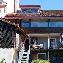 Maison à Chexbres - transformation