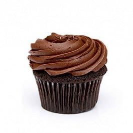 Cupkake tout chocolat
