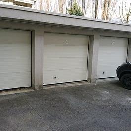 Série de 20 garages