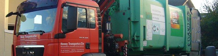 Henny Transports & Cie SA
