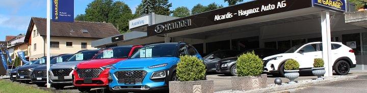 Alcardis-Haymoz Auto AG