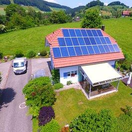 Solaranlage Reiden